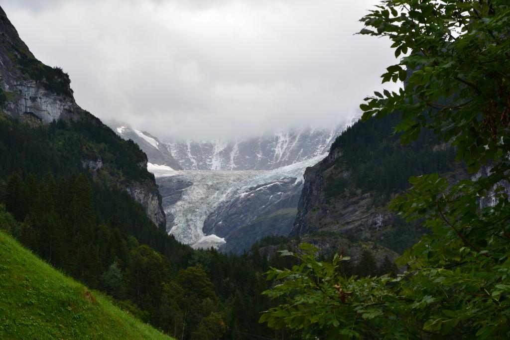Eiger's glacier