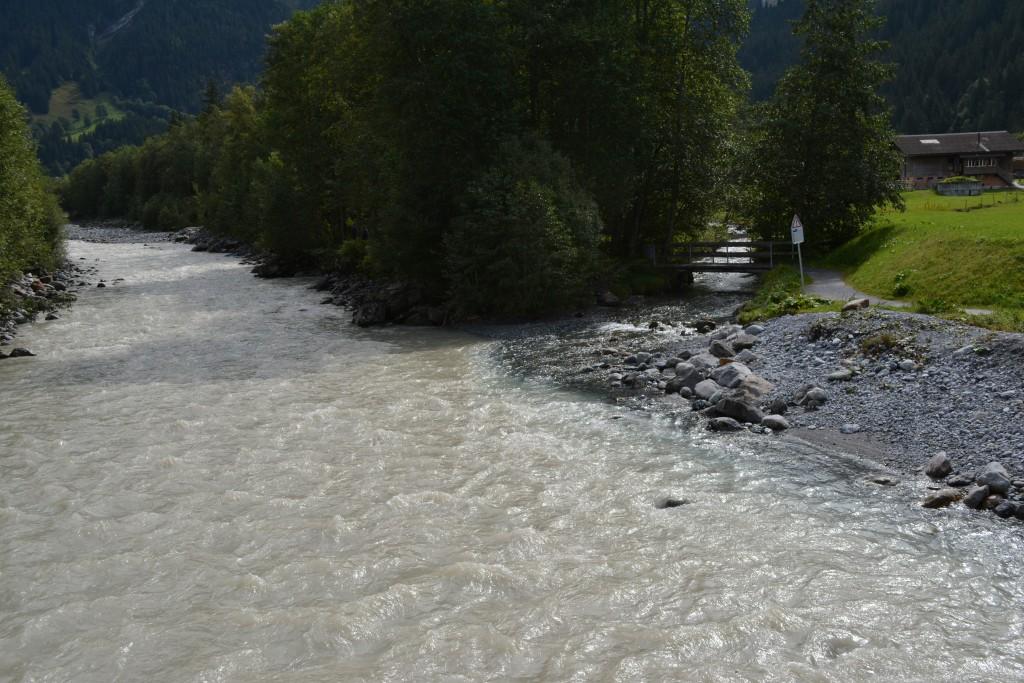 Grindelwald river